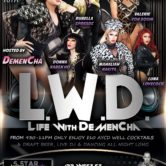 Life With DemenCha Party & Drag Show