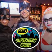 Reno Superhero Crawl