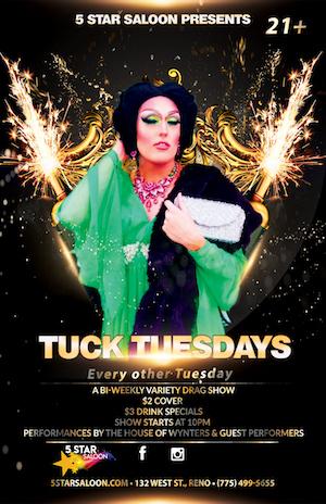 Tuck Tuesdays Drag Show